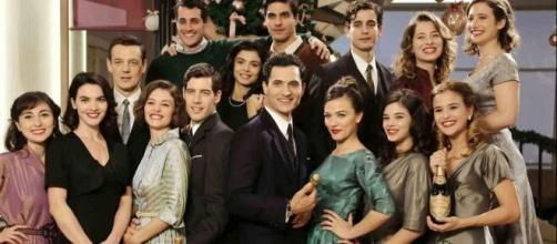 Il Paradiso delle signore, retroscena sul set: proposta di matrimonio tra due fan.