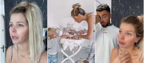Jessica Thivenin au plus mal depuis la naissance de sa fille Leewane. : elle fond en larmes sur Snapchat.