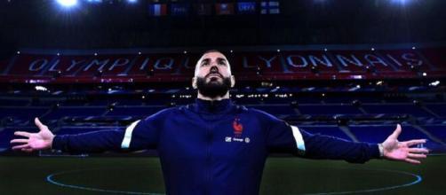 L'OL annonce le retour de Benzema (capture YouTube)