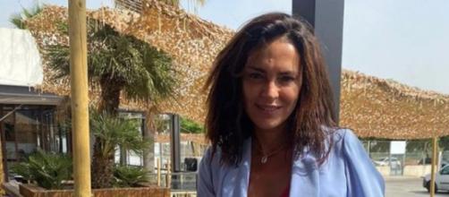 Olga Moreno cuenta con la protección de la 'marea azul' para ella y la familia Flores - (Instagram@oleyamenbyolgamoreno)