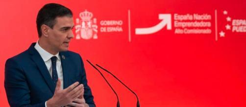 Pedro Sánchez desde Lanzarote atendió la crisis afgana (Instagram; sanchezcastejon)