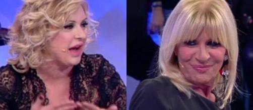 Tina Cipollari contro Gemma Galgani a Uomini e Donne.
