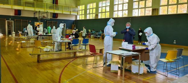 Coronavirus en España: Se registraron 9.639 nuevos casos positivos y 133 muertes