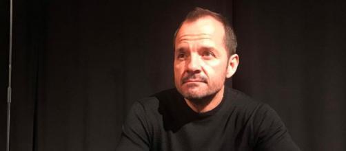 Ángel Martín ha explicado que con su libro quiere explicar 'su locura' (@angel_mg)