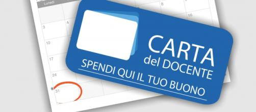 Carta del Docente 2021: arriva bonus di 500 euro.