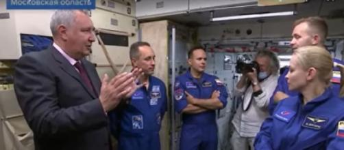 Russians officially invite Elon Musk to Baikonur launch (Image source: Torque News/YouTube)