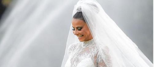 Viviane Araújo recebe carinho de famosos após casamento (Reprodução/Instagram/@araujoviviane)
