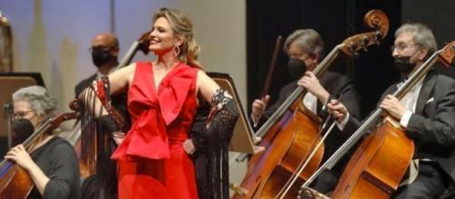 Ainhoa Arteta se casó en 2019 (Instagram, ainhoarteta)