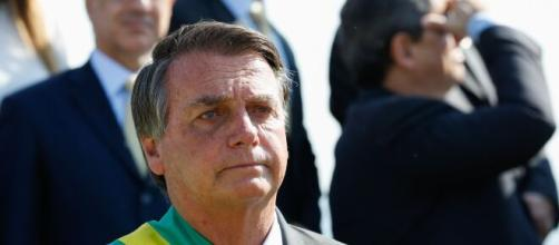 Artistas criticaram Bolsonaro após atos no 7 de Setembro (Alan Santos/PR)