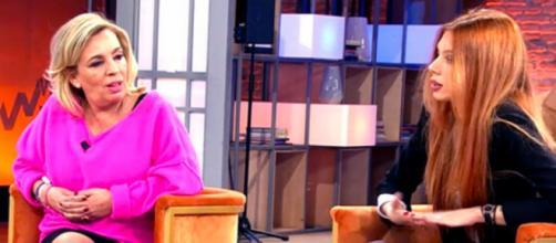 Carmen Borrego ha sido criticada por su sobrina tras su reincorporación a 'Sálvame' (@VivalaVidaT5)