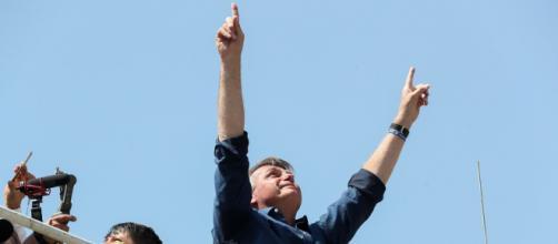 Famosos participam de mobilização contra Jair Bolsonaro (Marcos Corrêa/PR)