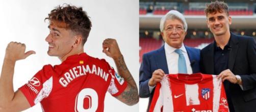 Griezmann vuelve al club rojiblanco, Atlético de Madrid (Instagram/@atleticodemadrid)