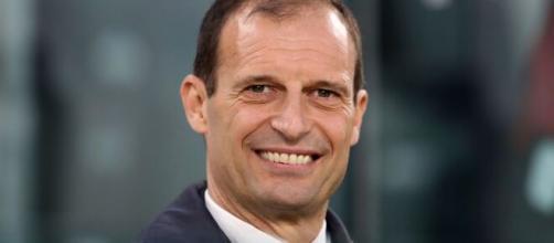 Massimiliano Allegri della Juventus.