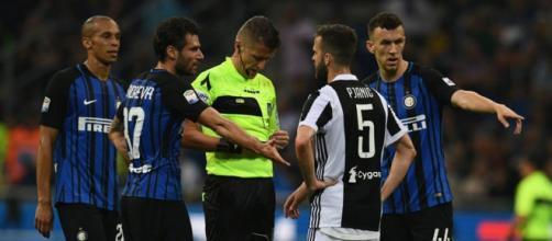 Serie A: Orsato torna ad arbitrare l'Inter dopo 3 anni dopo la match con la Juve del 2018.