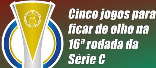 Série C terá jogos decisivos neste final de semana (Arte/Eduardo Gouvea)