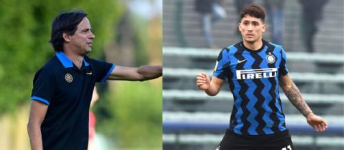 Simone Inzaghi ha voluto che Satriano restasse all'Inter.
