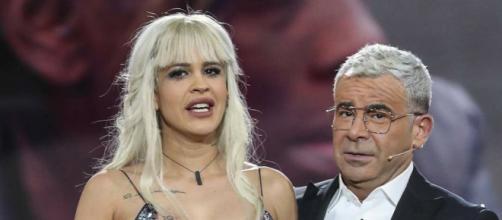 Ylenia Padilla y Jorge Javier en imagen (Telecinco/Instagram)