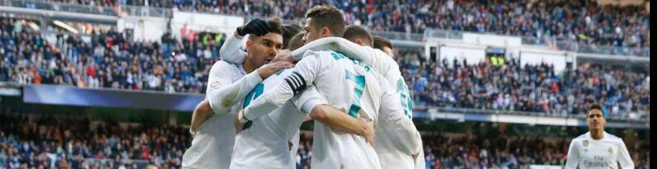 La squadra più ricca e titolata del pianeta: lo storico club spagnolo del Real Madrid è la 'squadra da battere'.