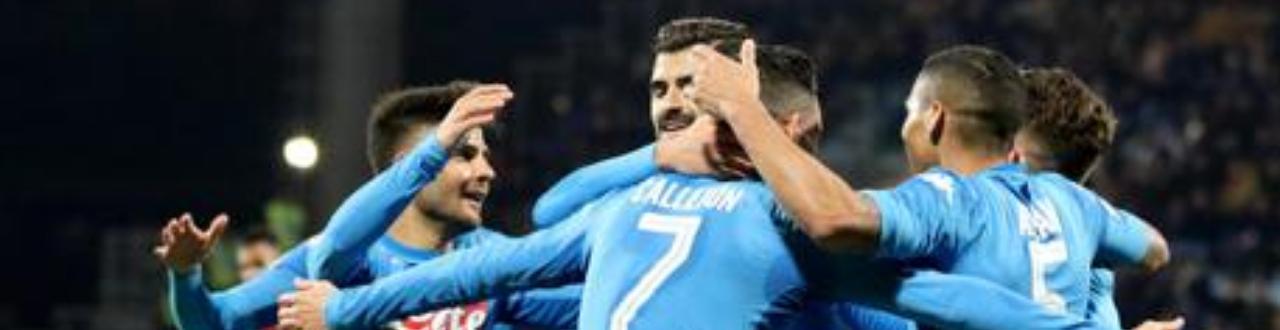 Il Napoli sfida l'Inter in una partita che può diventare lo spartiacque per lo scudetto