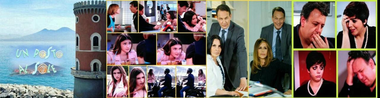 Un Posto al Sole Rai, la soap italiana più longeva e più amata girata a Napoli, in onda dal Lunedì al Venerdì alle 20:45 su Rai3