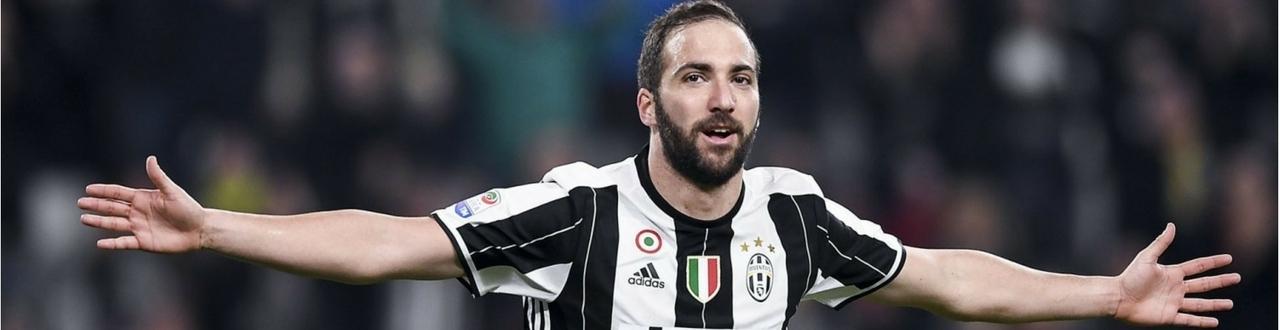 Gonzalo Higuain, bomber in rosa alla Juventus. Iscrivetevi al canale per restare sempre aggiornati!
