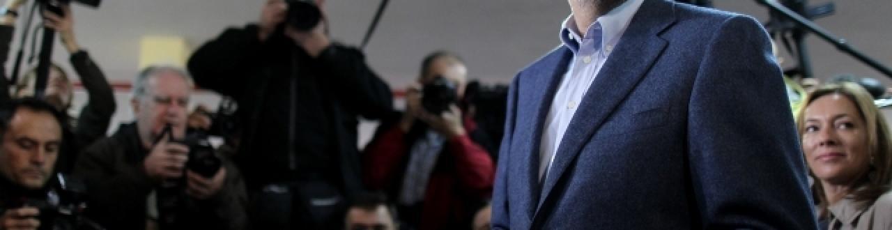 Mariano Rajoy Brey es un político español presidente del Gobierno de España desde 2011