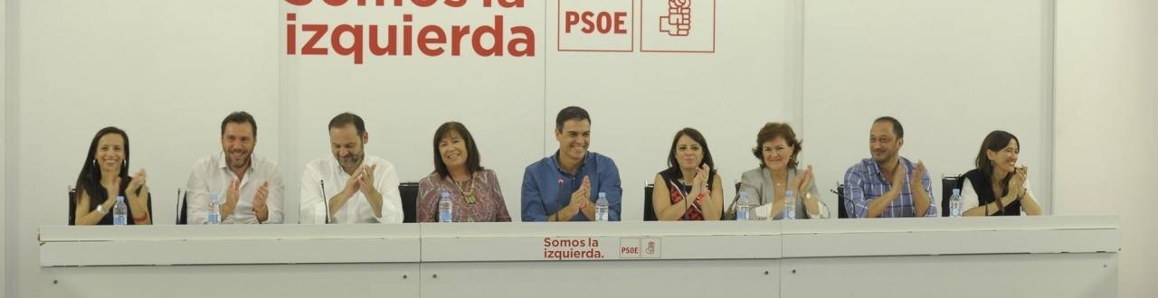 .El Partido Socialista se fundó clandestinamente en Madrid, el 2 de mayo de 1879, en torno a un núcleo de obreros, encabezados por Pablo Iglesias.