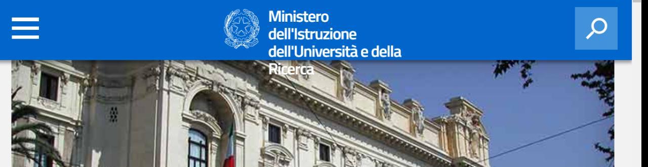 Il nuovo canale sul Ministero della Pubblica Istruzione in continuo aggiornamento dedicato al personale docente, educativo, Ata.