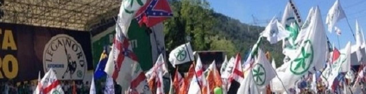 Nata a metà degli anni 80 dall'esperienza della Lega Lombarda, è il partito più antico d'Italia.