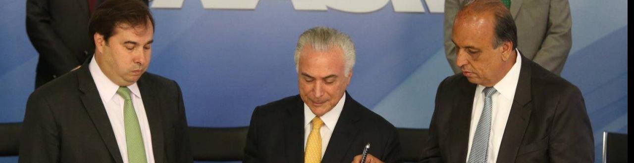 Inscreva-se em nosso canal e saiba tudo sobre as decisões do governo federal e da intervenção realizada no Rio de Janeiro