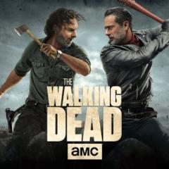 The Walking Dead, the award winning series that follows the story of sheriff Rick Grimes who awakes from a coma and discovers a zombie apocalypse