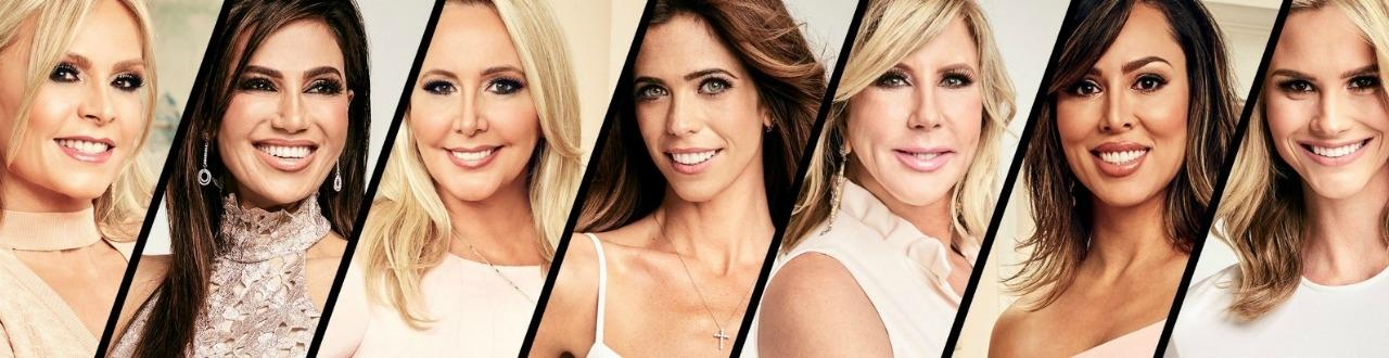 The 'Real Housewives' Franchise: All you need to know about the women, the drama, and the rumors.
