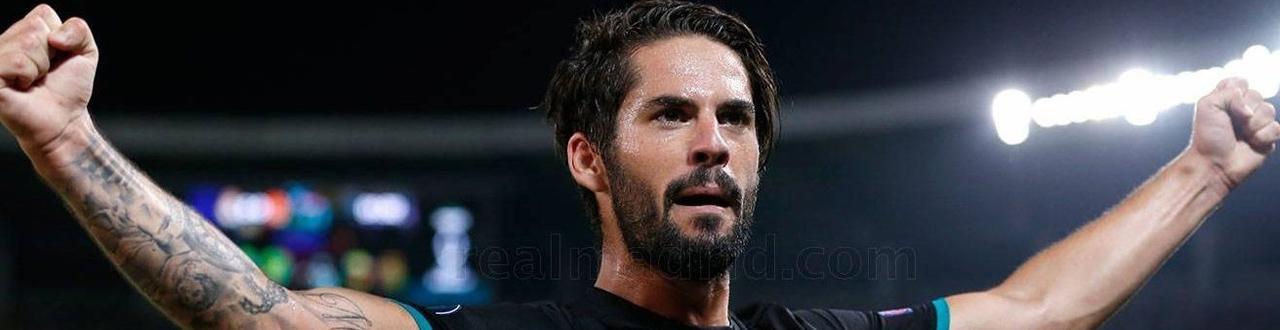 Francisco Román Alarcón Suárez, conocido deportivamente como Isco Alarcón, o simplemente Isco