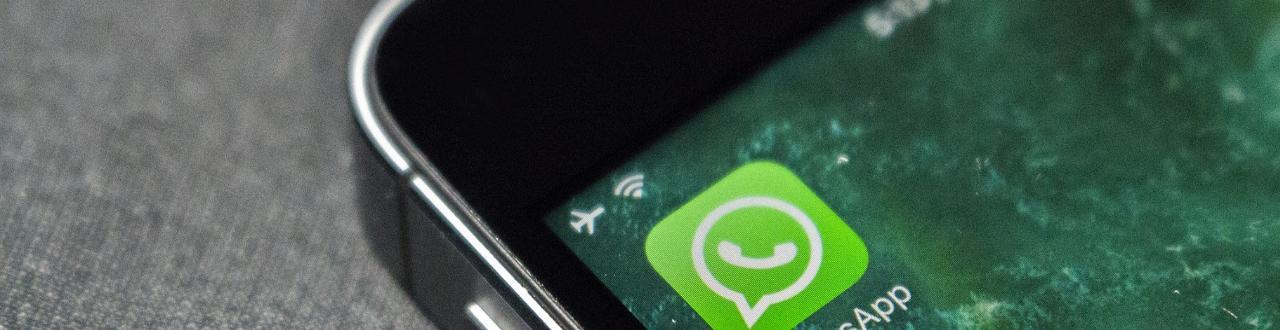 Whatsapp ist ein internetbasierter Instant Messaging-Dienst für Smartphones.