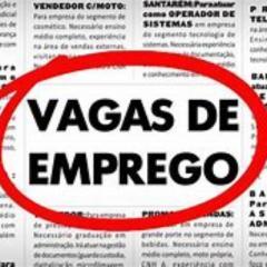 Descubra inúmeras vagas de emprego do seu interesse no Brasil e no mundo - inscreva-se!