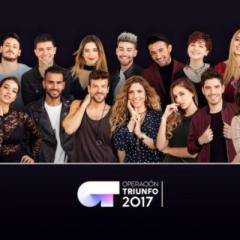 OT: Operación Triunfo 2017, el concurso musical que cambió la televisión