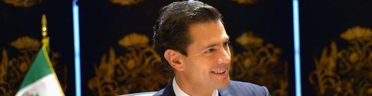 Enrique Peña Nieto, un canal para saber dónde está y qué hace el presidente de México