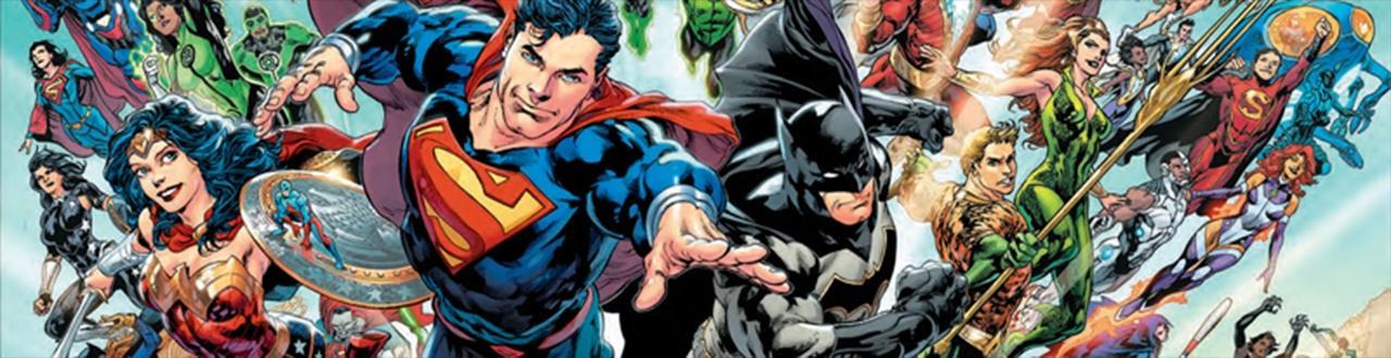 Canal dedicado principalmente a las mejores noticias de DC Comics y Marvel
