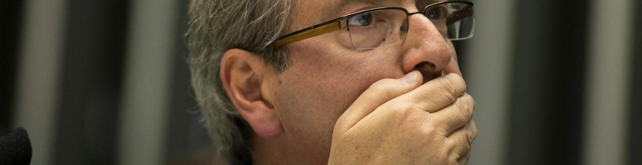 Eduardo Cunha foi do Céu ao inferno pela Operação Lava Jato. Ex- presidente da Câmara continua preso e condenado pelo Juiz Sérgio Moro.