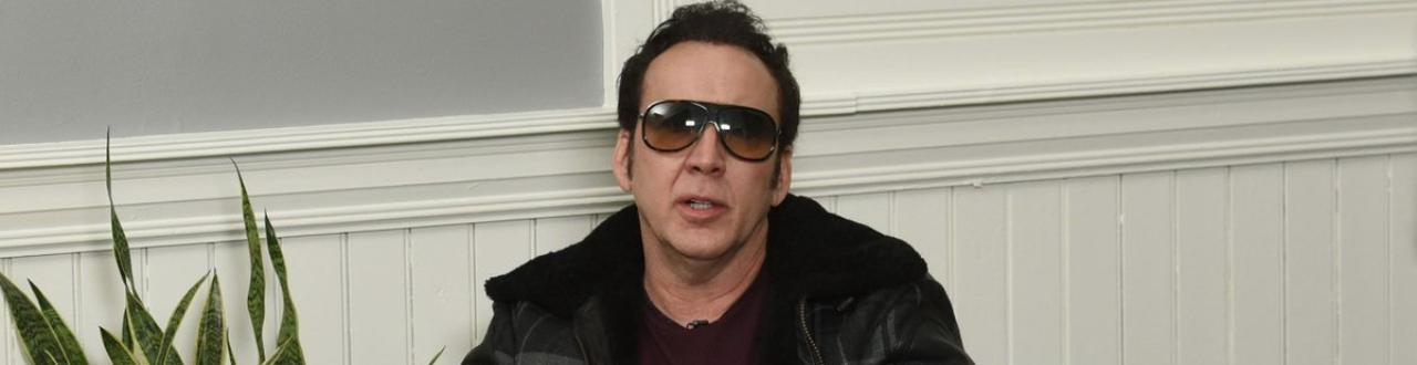 Welcome to the official Nicolas Cage channel. I'm your channel manager, Suzanne Rothberg