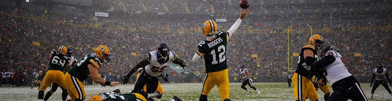 The Green Bay Packers Channel provides the latest updates on your favorite football team!