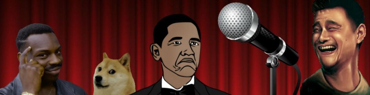 Tudo sobre o mundo da Comédia, afinal, um dia sem risada é um dia desperdiçado. Inscreva-se!