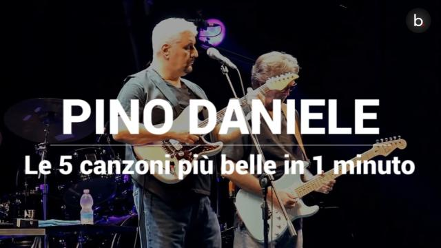 Addio a Pino Daniele: il cantautore dimenticato, cuore e voce di Napoli