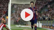 Obra de arte de Messi na final da Taça do Rei. Um hino ao futebol!
