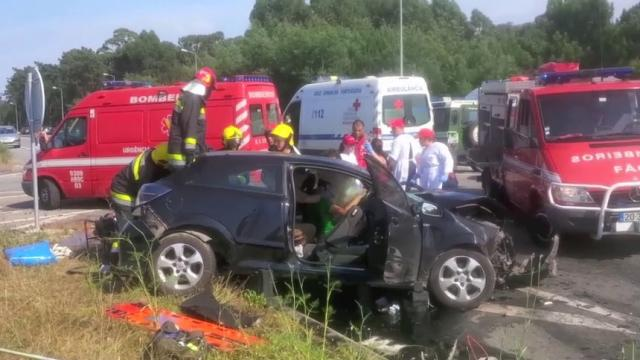 Violento acidente causa mais uma vítima na EN 103 em Esposende
