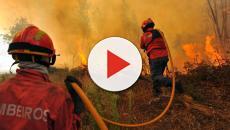Peregrinos de São Bento desviados do Santuário de Nossa Senhora da Abadia devido a incêndio