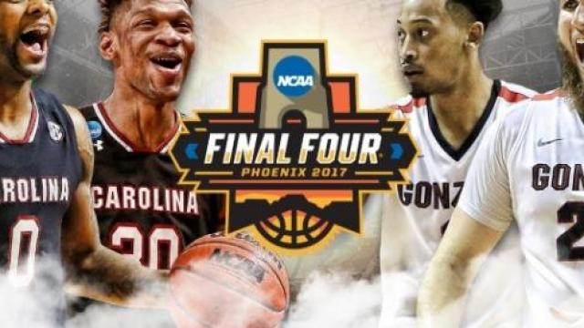 Video: Hoy el Final Four de la NCAA, 4 universidades por la gloria