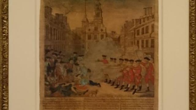 Video: Exposición: tres siglos de grabado de la Galería Nacional de Arte de Washington