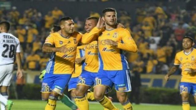 Video: LIGA Bancomer MX-2017- Tigres goleó a Chivas, lidera el Toluca