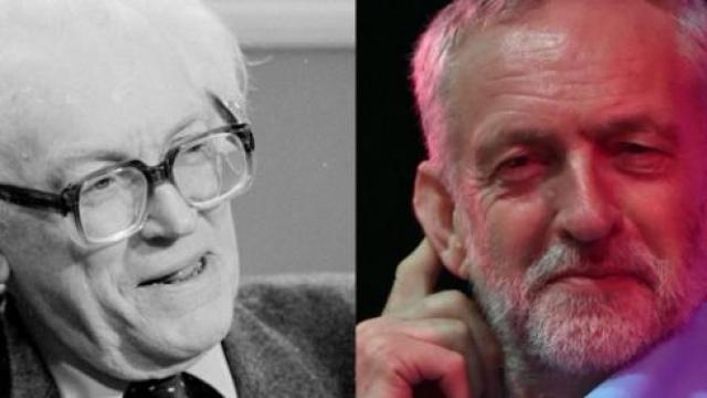 Video: Is Jeremy Corbyn Michael Foot all over again?